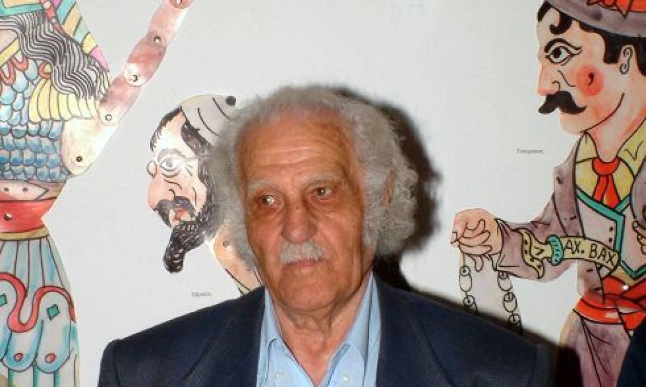 Σαν σήμερα το 2009 έφυγε από τη ζωή ο καραγκιοζοπαίχτης και ζωγράφος Ευγένιος Σπαθάρης