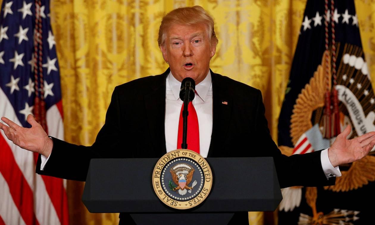 Ιστορική στιγμή - Τραμπ: Οι ΗΠΑ αποχωρούν από την πυρηνική συμφωνία με το Ιράν (Vid)