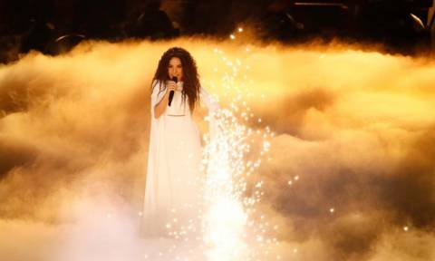 Eurovision 2018: Ελλάδα: Εντυπωσιακή η Γιάννα Τερζή!