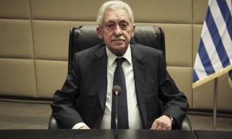 Κουβέλης: Οι εντάσεις που δημιουργεί ο Ερντογάν δεν είναι μόνο προεκλογικού χαρακτήρα