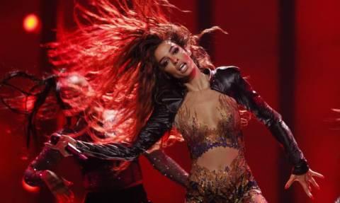 Eurovision 2018: Κύπρος: Εκρηκτική η Ελένη Φουρέιρα - Ξεσήκωσε την Altice Arena