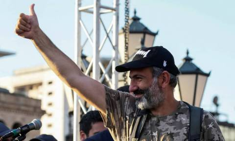 Ένας… φυλακόβιος νέος πρωθυπουργός της Αρμενίας
