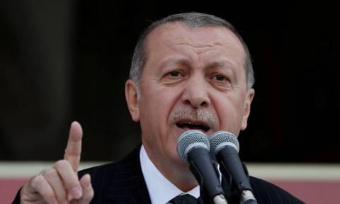 Ερντογάν στο CNNi: Ανησυχώ για νέες κρίσεις στη Μέση Ανατολή