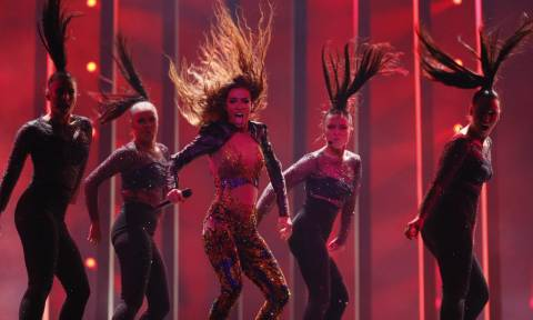 Eurovision 2018 - Κύπρος: Η Φουρέιρα έγινε το απόλυτο φαβορί για τη νίκη - Δείτε την εμφάνισή της