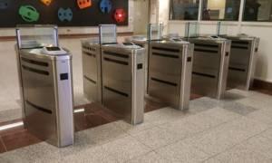 Κλειστές οι μπάρες σε Μετρό και ΗΣΑΠ - Μέσω Athena Card Αpp η φόρτιση