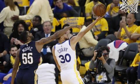 NBA: Στους τελικούς της Δύσης οι Ουόριορς (vid)