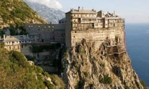 Όταν η Παναγιά εμφανίστηκε στο Άγιο Όρος και φάνηκε σε φωτογραφία (pic+vid)