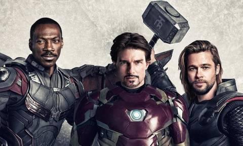 Δείτε πώς θα ήταν οι Avengers αν κυκλοφορούσαν τη δεκαετία του 90