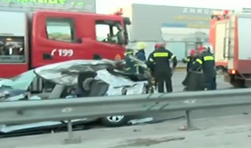 Τροχαίο Κηφισός: Αυτός είναι ο οδηγός της νταλίκας που σκόρπισε το θάνατο