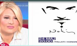 Ο Σφακιανάκης θα δώσει συναυλία στα Τίρανα – Δε φαντάζεστε πόσο κοστίζει το εισιτήριο