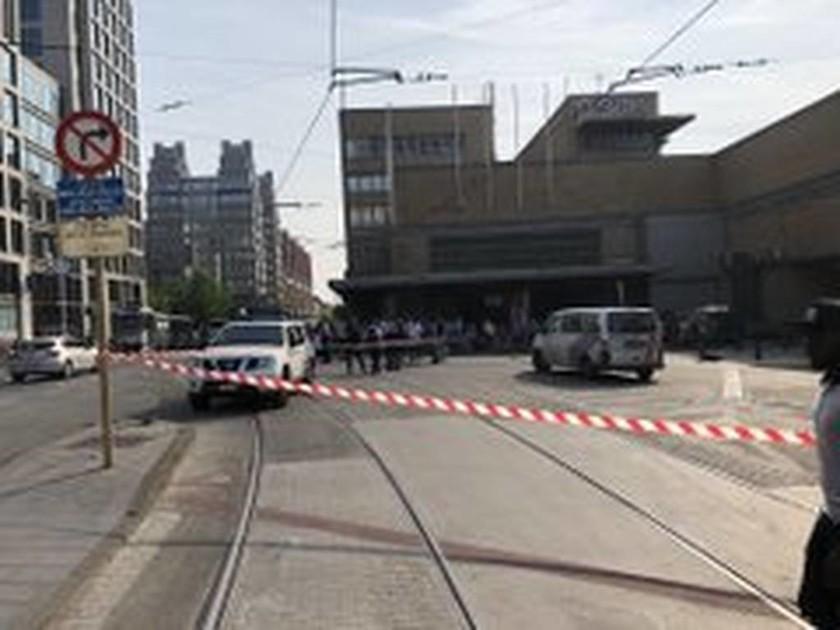 ΕΚΤΑΚΤΟ: Συναγερμός στο Βέλγιο: Πληροφορίες για έκρηξη σε σταθμό του μετρό στις Βρυξέλλες (Pics)
