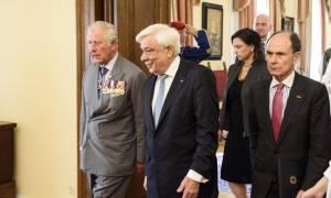 Αποκλειστικό CNN Greece: Επιστροφή των Γλυπτών του Παρθενώνα θα ζητήσει ο Παυλόπουλος από τον Κάρολο