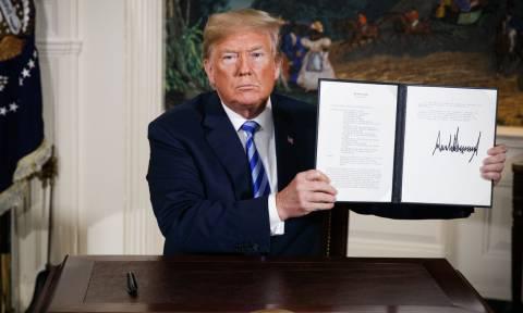 Τραμπ, μόνος του και… όλοι τους - Όλος ο πλανήτης αποφασισμένος να τηρήσει τη συμφωνία για το Ιράν