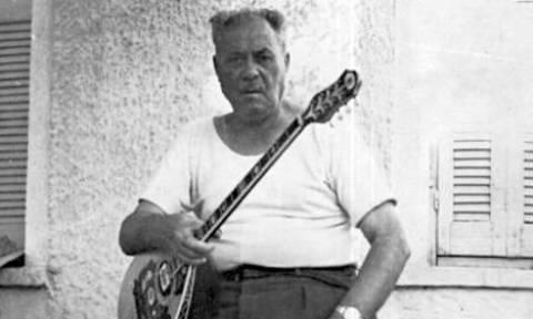 Σαν σήμερα το 1905 γεννιέται ο μεγάλος ρεμπέτης Μάρκος Βαμβακάρης (pics+vid)