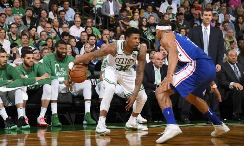 NBA: Πήραν το θρίλερ και πήγαν τελικούς οι Σέλτικς (photos+video)