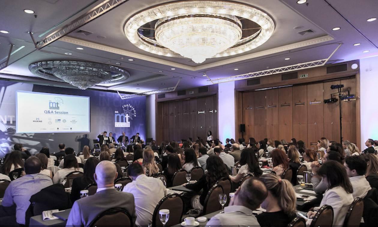 """Ολοκληρώθηκε με επιτυχία το Συνέδριο Ναυτιλίας  """"Maritime Trends Conference"""""""