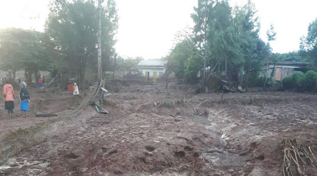 Τραγωδία στην Κένυα: Φράγμα υποχώρησε και «έπνιξε» με λάσπη ένα ολόκληρο χωριό – Δεκάδες οι νεκροί