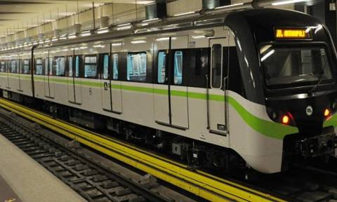 Προσοχή! Χωρίς μετρό η Αθήνα τη Δευτέρα (14/05)