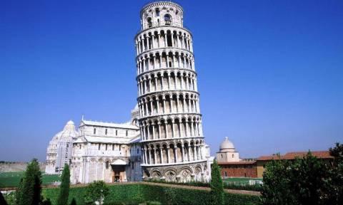 Αποκάλυψη: Λύθηκε το μυστήριο του Πύργου της Πίζας! Γι΄ αυτό δεν πέφτει (vid+pics)