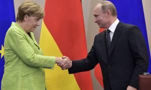 Γερμανία και Ρωσία συμφώνησαν να παραμείνει σε ισχύ η  συμφωνία για τα πυρηνικά του Ιράν