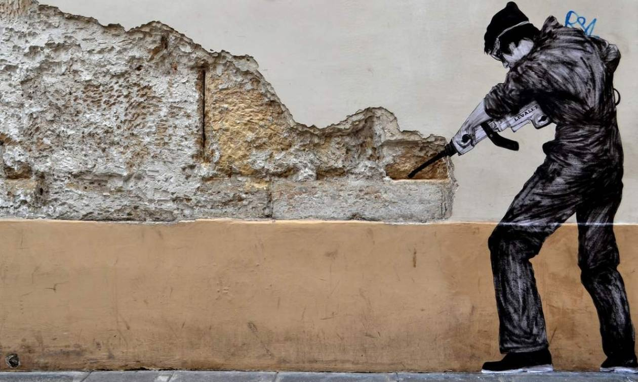 Street Art: Ο σουρεαλιστικός κόσμος του Levalet μέσα από 40 φωτογραφίες