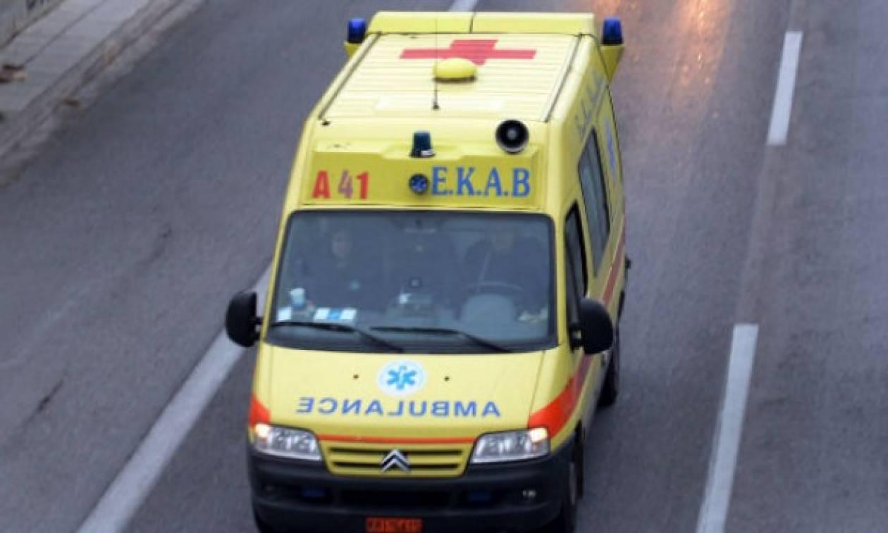 Τραγωδία στη Λάρισα: Νεκρή γυναίκα που παρασύρθηκε από φορτηγό