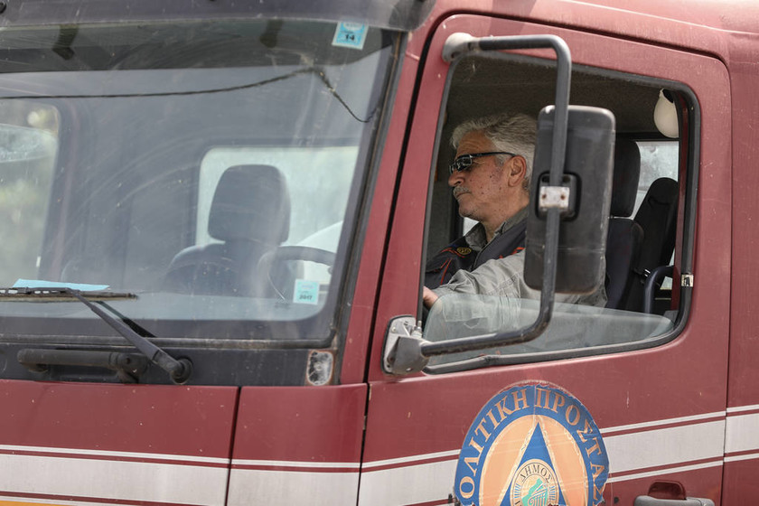 Πεντέλη: Αυτό είναι το σχέδιο αντιμετώπισης των πυρκαγιών - Σε ετοιμότητα οι εθελοντές