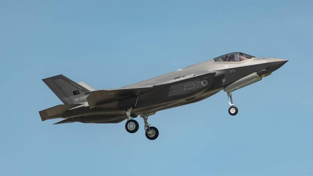 ΕΚΤΑΚΤΟ: «Παρθενική» πτήση για το πρώτο F-35 της Τουρκίας