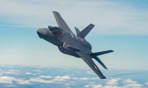 Είδηση - «βόμβα»: Παρθενική πτήση για το πρώτο F-35 της Τουρκίας (pics)