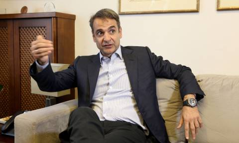 Μητσοτάκης: «Να συστρατευθούμε για να φύγει η χειρότερη κυβέρνηση της Μεταπολίτευσης»