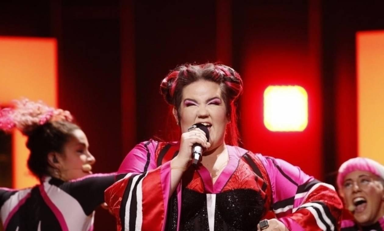 Eurovision 2018: Θα πάθετε πλάκα με τη Netta, το φαβορί του Ισραήλ! Δείτε την αδύνατη και αγνώριστη!