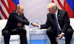 «Βάλτωσε» η συνάντηση Πούτιν – Τραμπ