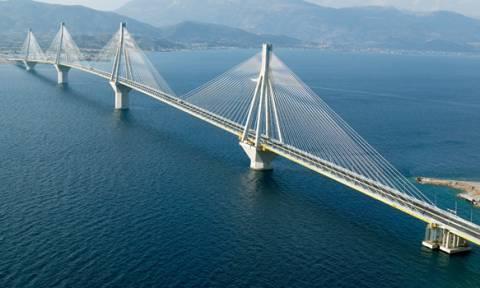 Δεκάλεπτη διακοπή της σύνδεσης της γέφυρας Ρίου – Αντιρρίου με την Ιόνια Οδό