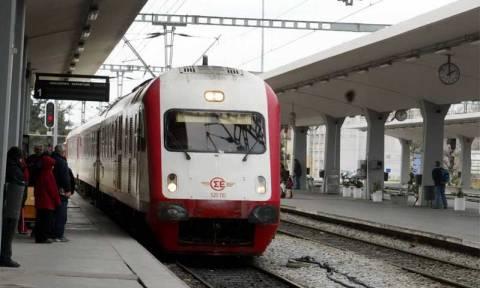 Με καθυστερήσεις τα δρομολόγια σε τρένα και Προαστιακό την Κυριακή (13/5) λόγω στάσης εργασίας