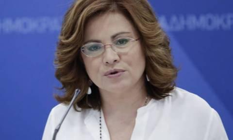 Σπυράκη: «Είμαστε έτοιμοι για εκλογές χθες»