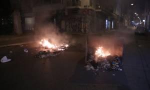 Εικόνες τρόμου και χάους πριν τον τελικό ΑΕΚ-ΠΑΟΚ - Καρέ-καρέ τα επεισόδια στο κέντρο της Αθήνας