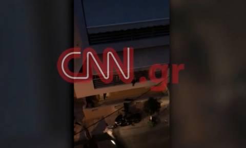 Αποκλειστικό βίντεο από την επιχείρηση σύλληψης των δύο δραπετών του Πειραιά