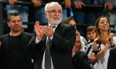 Τελικός Κυπέλλου: Στο ξενοδοχείο της αποστολής του ΠΑΟΚ ο Σαββίδης