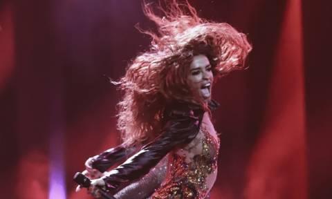 Eurovision 2018:  Η πρόβα τζενεράλε της Ελένης Φουρέιρα πριν τον μεγάλο τελικό!
