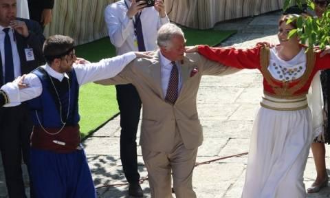 Το μαχαίρι του Κρητικού που «πάγωσε» τον Πρίγκιπα Κάρολο