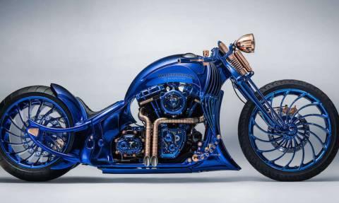 Δεν φαντάζεσαι πόσο κοστίζει η συγκεκριμένη Harley... (pics)