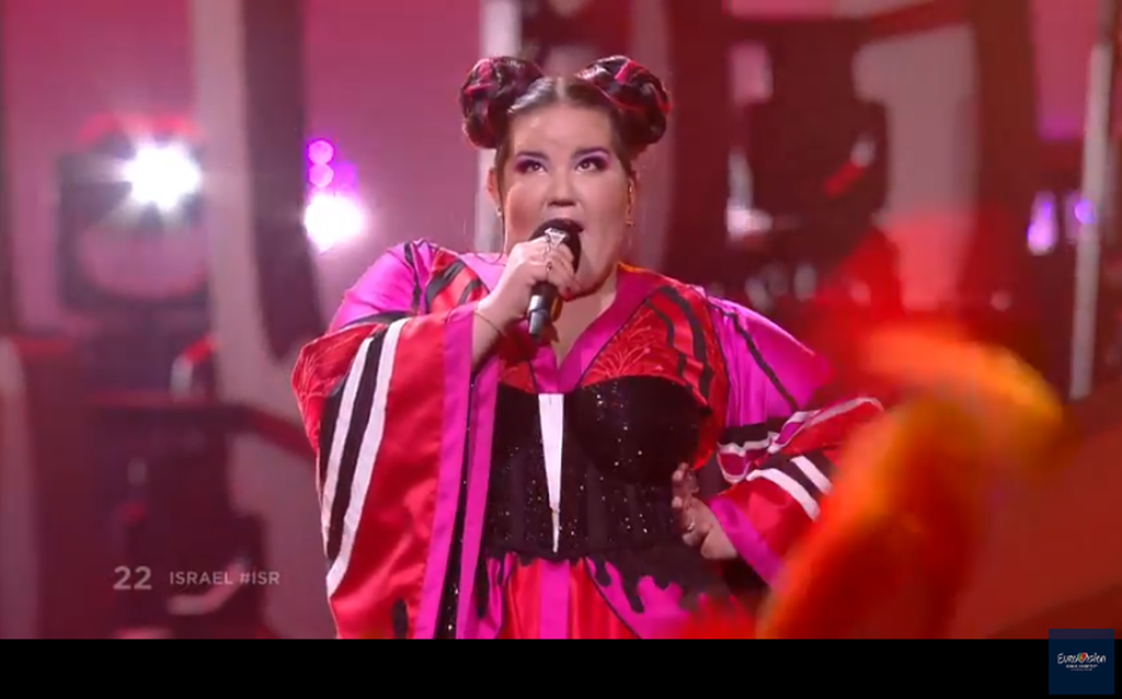 Eurovision 2018: Νικητής το Ισραήλ με τη Netta και το τραγούδι «Toy»