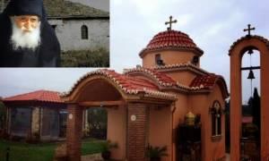 Ο Άγιος Παΐσιος εμφανίστηκε στην ηγουμένη της Ι.Μ. Σεϊδανάγιας της Συρίας: «Έλα στο σπίτι μου» (vid)