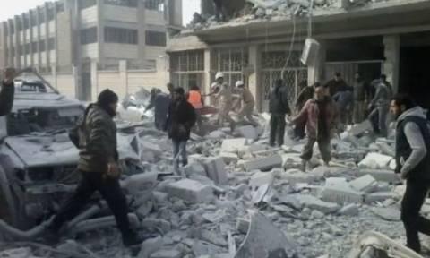 Συρία: Τουλάχιστον 28 νεκροί από την επίθεση στην Ιντλίμπ