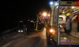 Τραγωδία στη Λεωφόρο Σουνίου: Φρικτό τροχαίο με ένα νεκρό