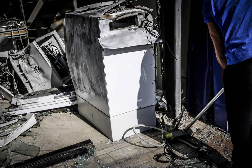 Συναγερμός στην Αστυνομία: Εκρήξεις σε ΑΤΜ στον Υμηττό και την Παλλήνη