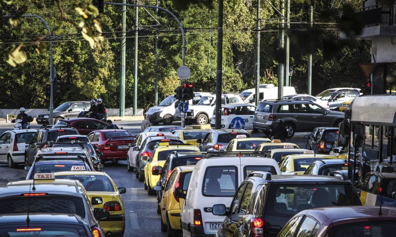 ΤΩΡΑ: Δείτε πού έχει κίνηση στην Αθήνα (ΧΑΡΤΕΣ)