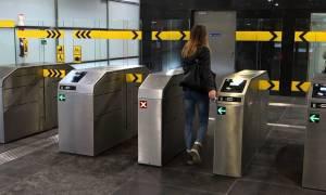 Μετρό: Κλείνουν από αύριο (15/05) όλες οι μπάρες σε 16 σταθμούς
