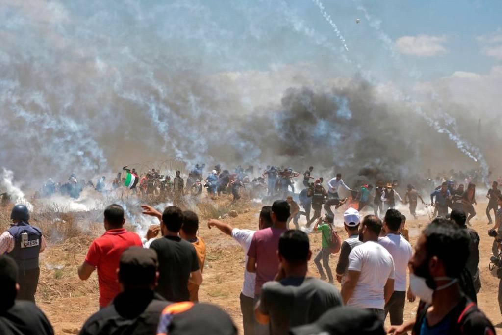 Η Γάζα φλέγεται: Νέο αιματοκύλισμα με δεκάδες νεκρούς και εκατοντάδες τραυματίες