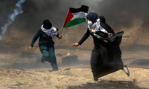 LIVE - Η Γάζα φλέγεται: Νέο αιματοκύλισμα με δεκάδες νεκρούς και εκατοντάδες τραυματίες (Pics+Vids)